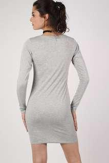 Bodycon Dress detail with lace (new) Korean style #everything18 #OCT10