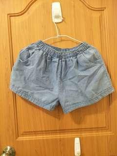 🚚 透氣麻 短褲 軟軟舒服材質