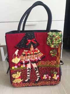 Handmade Garden Bag #kirimgratis