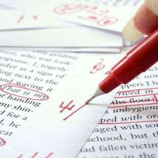 English comprehensive learning and training courses