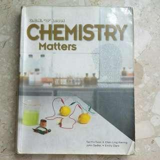 GCE O Level Chemistry Matters