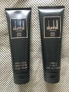 Dunhill Shower gel and After shave balm