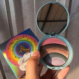 Too faced rainbow highlighter