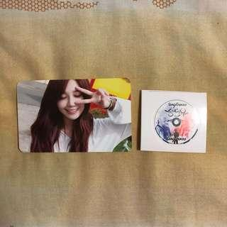 APink Jeong Eunji Dream Photocard