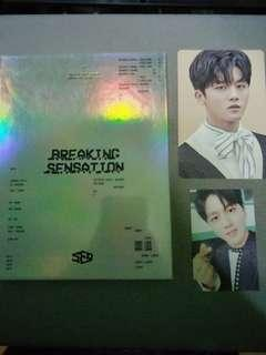 SF9 BREAKING SENSATION YOUNGBIN FULL SET