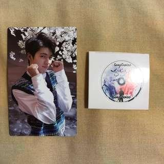 Infinite Top Seed Woohyun Photocard