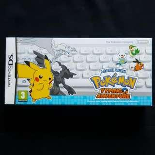 Pokemon Typing Adventure Nds