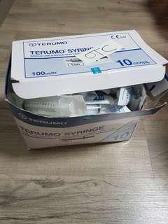 Terumo Syringes - Single Use Luer
