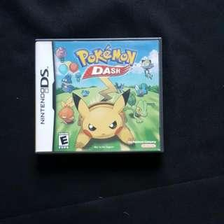 Pokemon Dash Nds