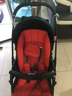 Aprica Lucian Comfort -Red