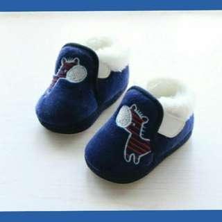 🚚 【智美精品屋】保暖襪鞋  學步鞋 地板襪 防滑襪  寶寶學步鞋  兒童襪鞋 小馬