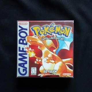 Pokemon Red Version Gameboy