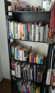 2 units of book Shelves