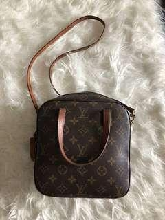 Louis vuitton spontini authentic original