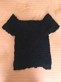 adelaide black sabrina basic