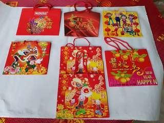 Paper bag (CNY)