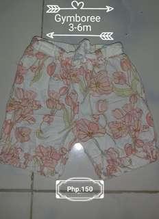 Shorts 0-4yrs old