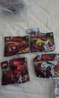 Ferrari Lego  collectibles