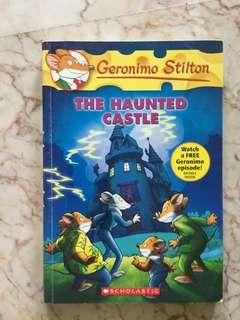 Geronimo Stilton : The Haunted Castle