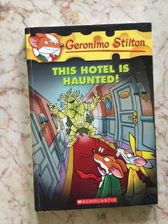 Geronimo Stilton: The Hotel is Haunted