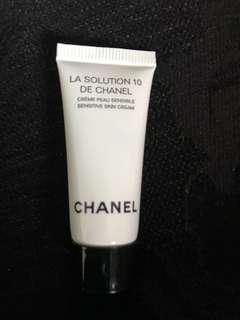 Chanel sensitive skin cream