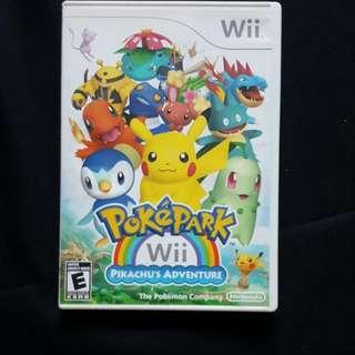 Pokemon Pokepark Wii