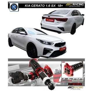 KIA CERATO 1.6 SX 18+ - BC RACING ( v1 ) series coilover