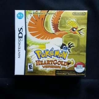 Fixed! Pokemon Heartgold Nds