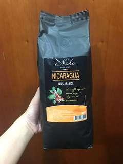 🚚 eNoska義諾斯卡尼加拉瓜咖啡豆 500g