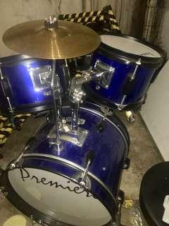Premiere Mini Drumset