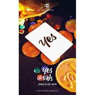 [MALAYSIA PREORDER] TWICE - YES OR YES