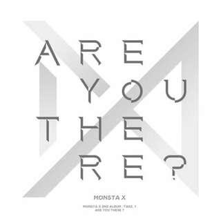 [MALAYSIA PREORDER] MONSTA X - TAKE 1 <ARE YOU THERE?>