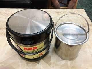 🚚 ❤️不鏽鋼一人份燜燒鍋