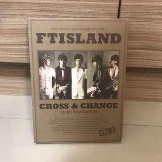 🚚 FTISLAND Cross&Change