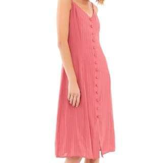 💛 Calli Midi dress