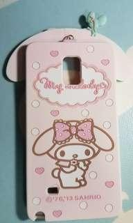 phone case melody 手機殼 電話殼 note 4