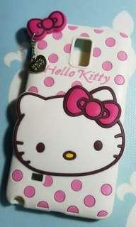 phone case hello kitty 手機殼 電話殼 note 4 正版