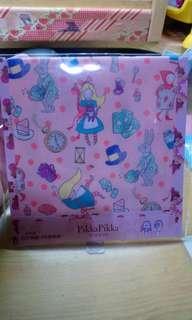 Pikka 日本製 洗臉布 拭鏡布 愛麗絲