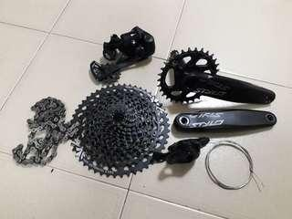 SRAM GX EAGLE 12 SPEED