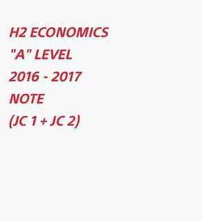 ∆ H2 ECONS NOTE SOFTCOPY