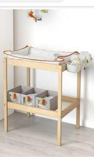 Baby Changing Table IKEA