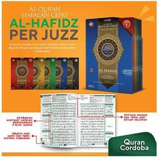 (PO) Al-Quran Hafalan Al-Hafidz Per Juz