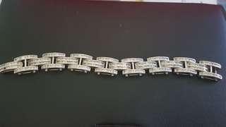 925 Italian Silver 40gms