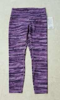 Brand new Lululemon Wunder 7/8 Tights