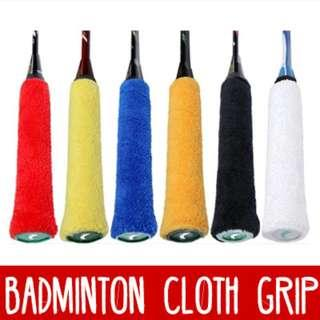 🌟 Cloth Badminton Overgrip/Grip 🌟