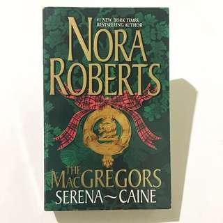 NORA ROBERTS - 2in1 - The MacGregors - Serena / Caine