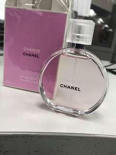 AUTHENTIC Chanel Chance Eau de Tendre