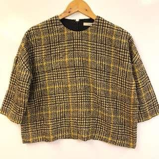 Celine checkers top size 34