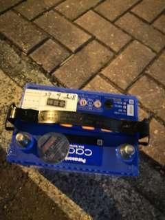 Panasonic藍電池60B19