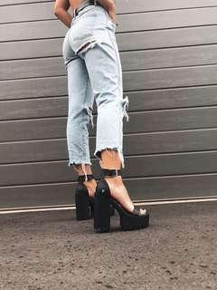 Windsor Smith DANIELLE Platform Heels